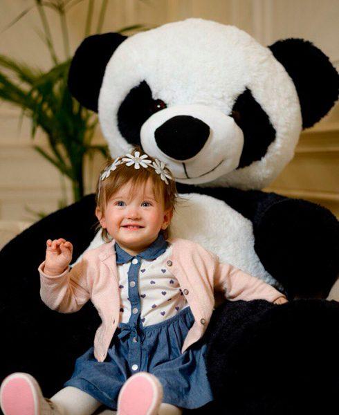 Купить плюшевую панду