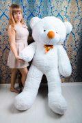 мягкая игрушка - большой медведь Рафаэль Белый